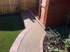 Bonded Aggregate Paving - domestic pathway