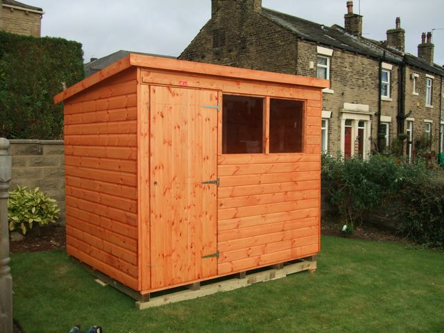 Garden Sheds Supplied And Fitted Ashlands Fencing