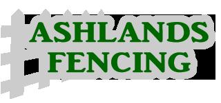 Ashlands Fencing logo