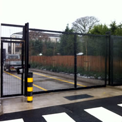 Automated gate installation in Manchester