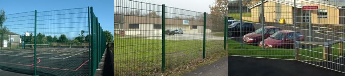 Ashlands Fencing Ltd - Installers of quality fencing systems