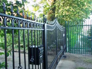 Private Security Gates