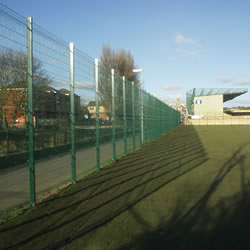 Sports Grounds Fencing