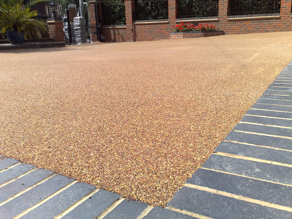 Resin Bound Gravel Yorkshire Resin Bonded Surfacing