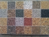 Colours and finishes available bonded aggregate