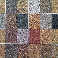 Bonded Aggregate Paving - colours available